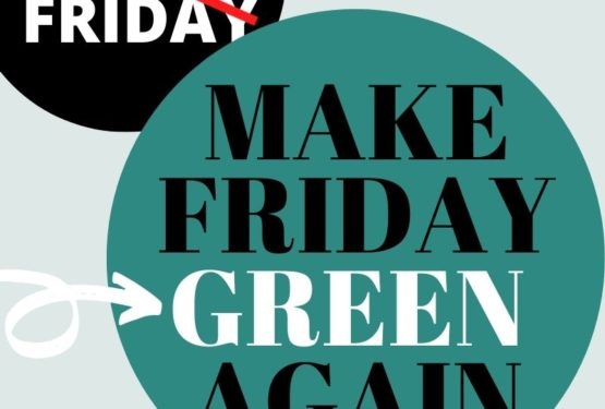 Against Black Friday - make friday green again